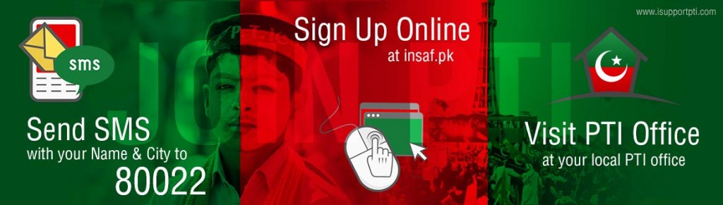 Join PTI Online