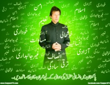 Imran Khan Wallpaper Urdu