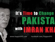 Time To Change Pakistan