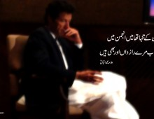 Imran Khan Not Alone