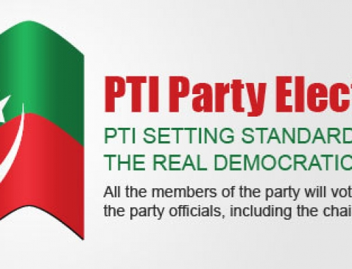 PTI National Membership Campaign and Party Elections