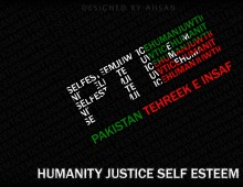 Wallpapers by a PTI Supporter