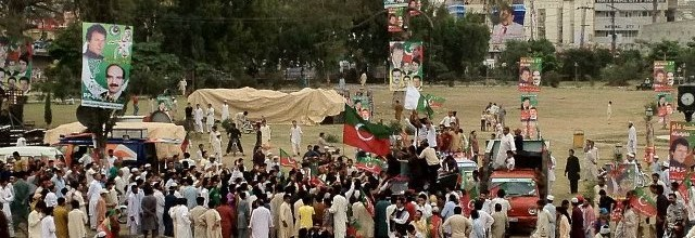 Big decisions expected from PTI in Pindi Jalsa