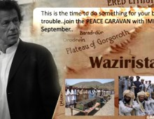 Peace Caravan to Waziristan Cover
