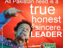 All Pakistan Need is a True Leader