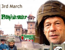 3rd March Peshawar Jalsa