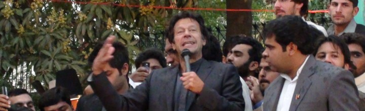 Imran Khan gives ultimatum for 23rd March 2013