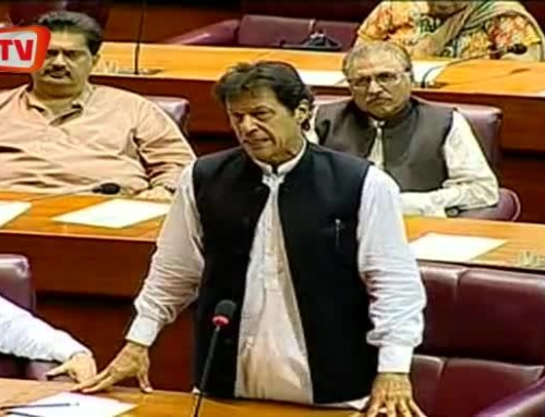 Imran Khan Speech in National Assembly on Waziristan Operation