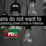 Politicians do not want to resolve decade long power crisis in Pakistan