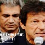 Imran Khan making smart appointments in PTI