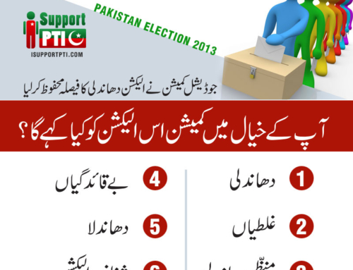What will be Judicial Commission's decision on Election 2013