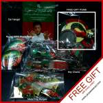 Free PTI Gifts with every order