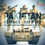 The nation salutes Pakistan Armed Forces!