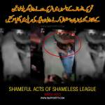 Shameful acts of shameless league