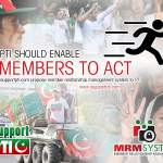 PTI Should enable members to act and be a part of decision making