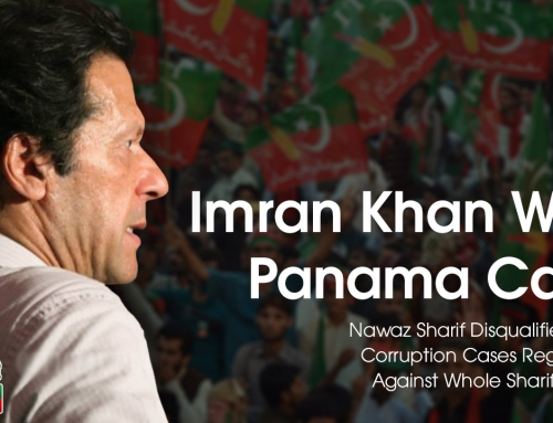 Imran Khan Won Panama Case
