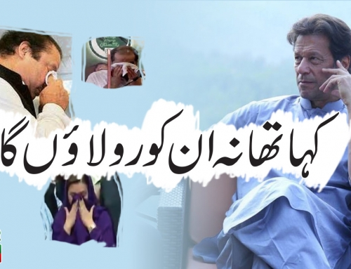 Imran Khan proved himself right – PMLN is crying!