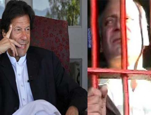 Good arrangements should be made for Nawaz Sharif in Adyala Jail – Says Imran Khan