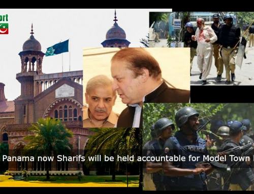 After Panama now Sharifs will be held accountable for Model Town killings – LHC orders to public the inquiry report