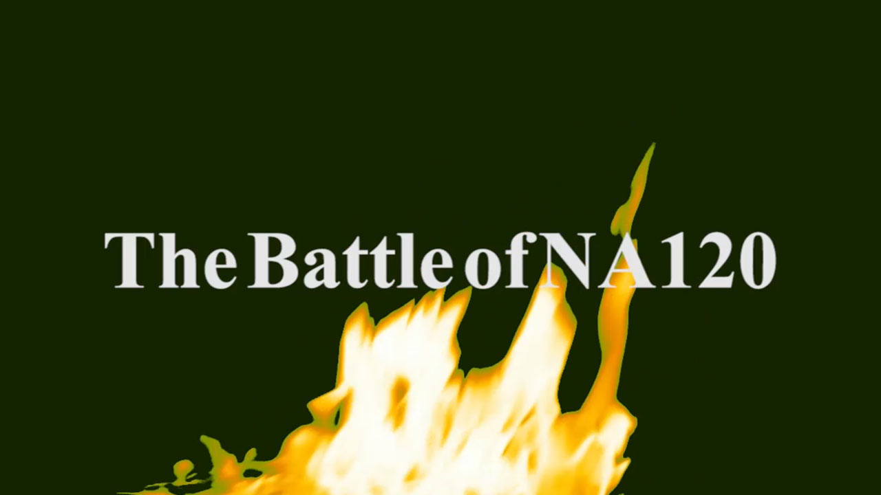 The battle of NA120 – where do you stand?