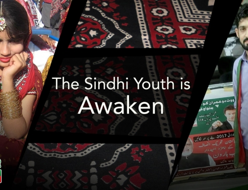 The Sindhi Youth is Awaken