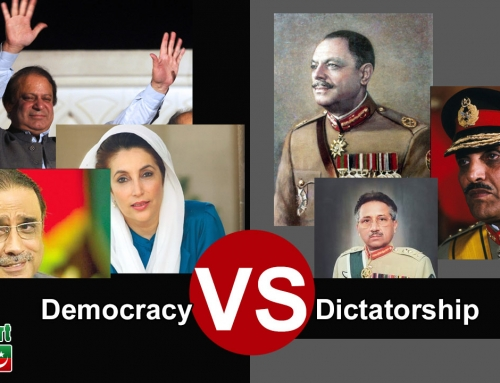 Dictators VS Democratic Rulers
