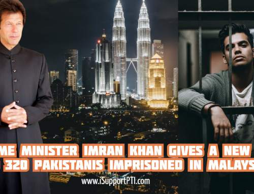 Imran Khan gives a new life to Pakistanis who had no hope to ever see their families again