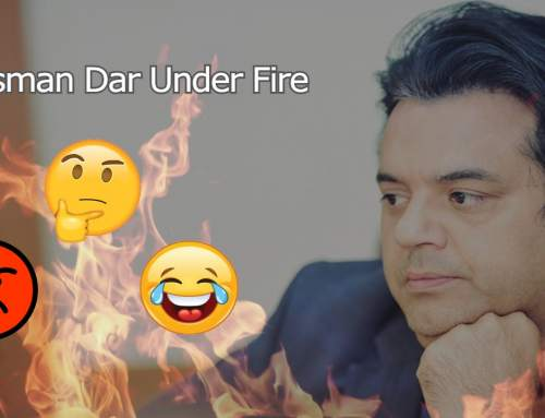 Usman Dar Under Fire